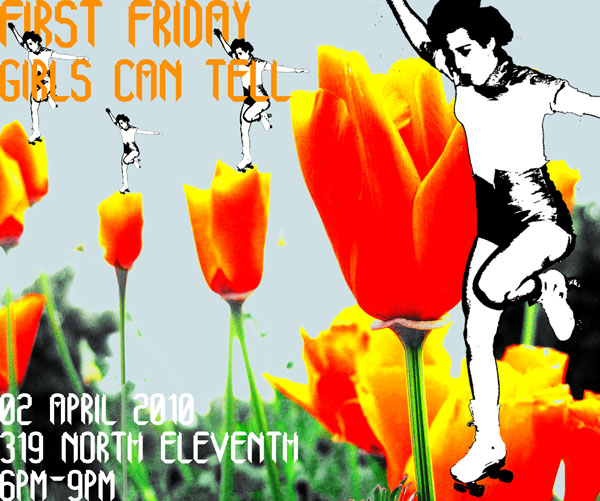 First friday invite APR