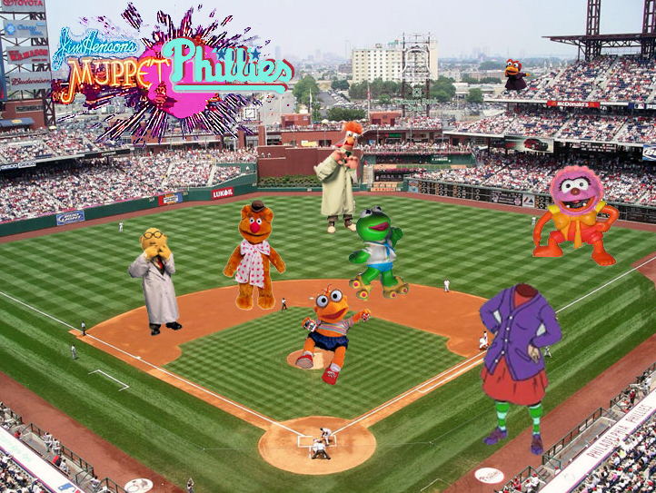 Muppet phillies
