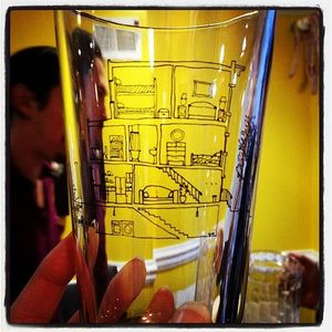 Rowhouse glass