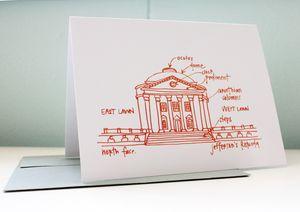 Rotunda card
